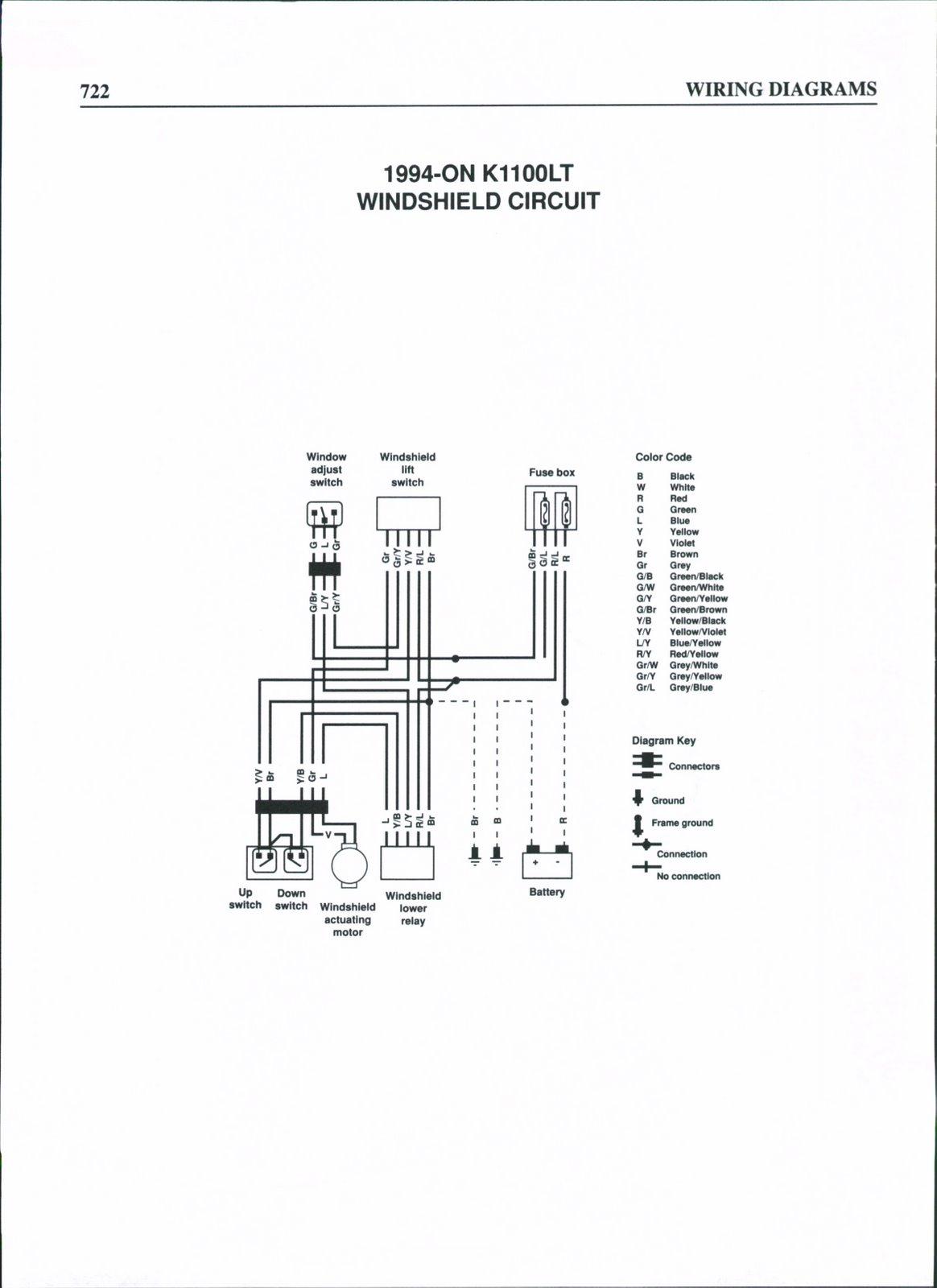 algemeen storingen inclusief een aantal elektrische schema s rh bmwk nl Engine BMW K1100LT 1952 BMW K1100LT